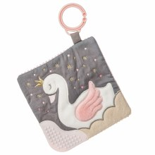 Crinkle Teether Itsy Glitzy Swan