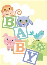 Enclosure Card Baby
