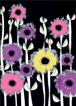 Enclosure Card Floral