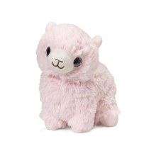 Warmies Junior Pink Llama