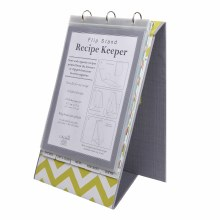 Kitchen Geer Verticle Recipe Keeper