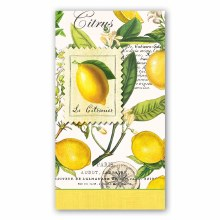Lemon Basil Hostess Napkin