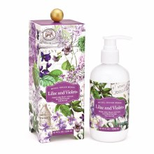 Boxed Lilac & Violets Lotion