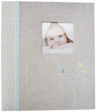 Linen Tree Memory Book