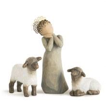 Little Shephardess (set Of 3)
