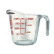 Fire King Glass Measuring 1 Cup