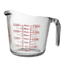 Fire King Glass  Measuring 4 Cup