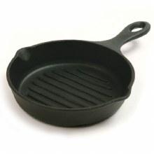 Mini Cast Iron Grill Pan