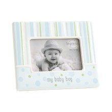 Begin My Baby Boy Photo Frame