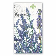 Lavener Rosemary Hostess Napkins