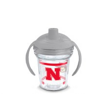 Nebraska University Sippy Cup 6 oz.