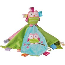 Oodles Owl Character Blanket