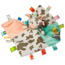 Patches Pig Character Blanket