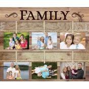 Clip Board - Family