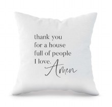 Pillow Thank You For A House