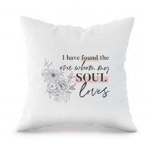 Pillow I Have Found