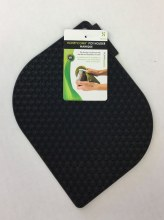Honeycomb Potholder Black