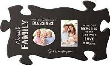 Puzzle Photo Large Cherish Family