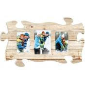 Puzzle Photo Large Maple Wood