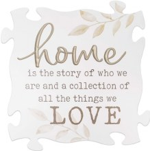 Puzzle Home Is The Story