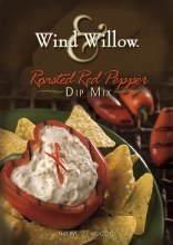 Dip Mix Roasted Red Pepper