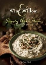 Dip Mix Savory Herb & Pecan