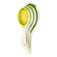 SleekStor Collapsible Measuring Cups Arugula