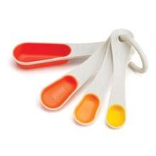 SleekStor Nesting Spoons Orange