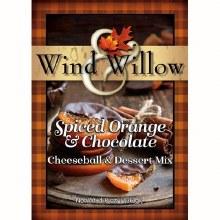 Cheeseball Spiced Orange & Chocolate