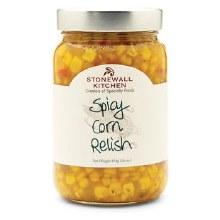 Spicy Corn Relish 16oz