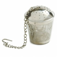 Stainless Steel Tea Infuser, Laser Cut