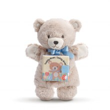 Teddy Bear Puppet Book