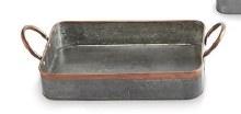 Tin Cassarole Caddy Medium