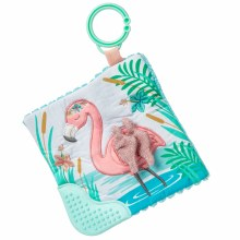 Crinkle Teether Tingo Flamingo