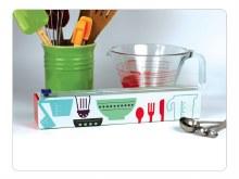 Chic Wrap Plastic Wrap Dispenser - Cook's Tools