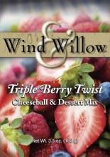 Cheeseball Triple Berry Twist
