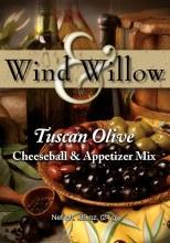 Cheeseball Tuscan Olive
