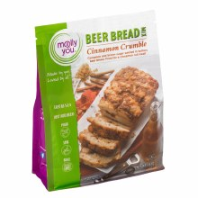 Beer Bread Mix Cinnamon Crumble