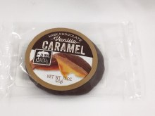 Milk Chocolate Vanilla Caramel