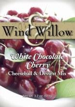 Cheeseball White Chocolate Cherry