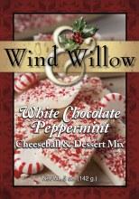 Cheeseball White Chocolate Peppermint