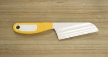 Cheese Knife Yellow