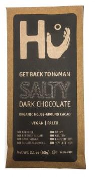 Salty 72% Chocolate Bar 2.1oz