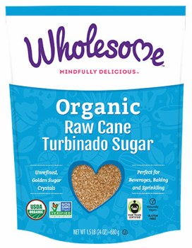Natural Turbinado Cane Sugar 2