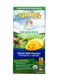 GrassFed Mac & Cheese 6oz