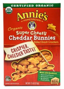 Bunnies Extra Cheese 7.5oz
