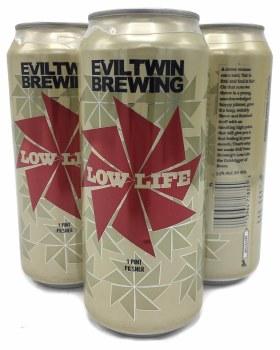 Low Life 16oz, 4pk