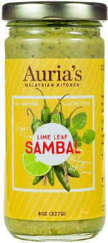 Lime Leaf Sambal 8oz