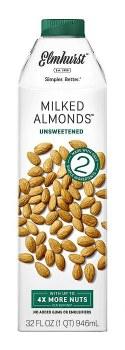 Unsweetened Almond Milk 32oz
