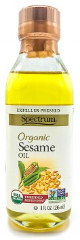 Sesame Oil 8oz
